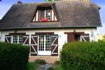 Lovely 2-bedroom house with beautiful fireplace (Port Mort)