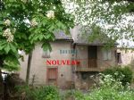 2-bedroom stone house with a massive fireplace (Terrasson-Lavilledieu)