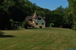 Beautiful house with swimming pool in the Eure valley