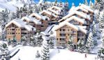 New apartments are positioned just 150m from the slopes - Courchevel
