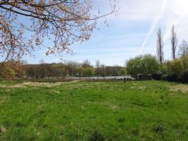 Building plot with lake view and valid permit