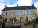 Large renovated stone house in Manche, outstanding views