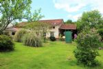 Stone house with heated pool, no traffic, 3.5 acres.