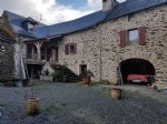 AVEYRON- Stone house renovate with barn and land