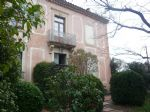 Mansion house with garden in Minervois
