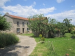 Farm house with 7600m² and barn
