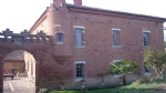 Listed Château 30 min from Toulouse . 5 min from amenities, train station . . . 4.5 acres of land