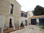 Renovated Village Stone House and B&B with Garden, Bernis