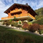 Five Bedroom Chalet in Montriond