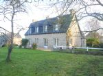 Plancoet area: beautiful stone house in a village between the countryside and th