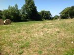 Building land 0.515 acres lovely rolling countryside setting at the edge of haml