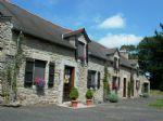 Lamballe area: typical breton longere
