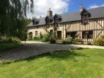 St Georges de Rouelley (50) - Beautifully renovated farmhouse with Colombage. Quiet hamlet situation
