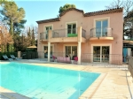 Opio, superb villa with pool and guesthouse