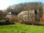 Ancient watermill with outbuildings for sale in the Creuse.