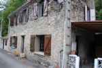 Detached stone house with 1800m2 mature garden plus 360m2 vegetable garden ...