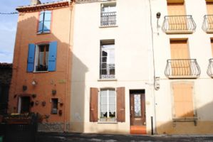 Renovated stone village house only a moments walk from bar, restaurant...