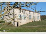 Lovely stone property, currently 2 houses, with 7570m² land.