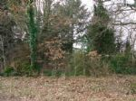 Building plot in rural location, open views to rear, 5 mins from Nantiat