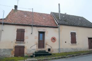Village House and Barn for sale