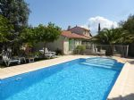 *Private beautiful house with pool, large garden set within pretty village