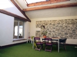 *Converted barn/wine cave with 4 bedrooms and large terrace.