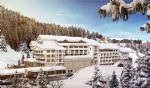 New luxury ski property development with Spa in Courchevel 1650: The Ecrin Blanc residence
