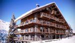 Located in the heart of Meribel ski resort
