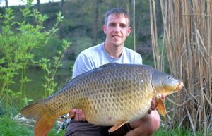 Fully stocked and Registered Specimen Carp Fishing Lake with 2 Bed Country House