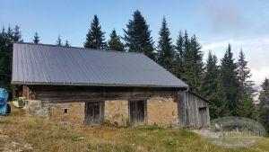 Alpine chalet between St Jean d'Aulps and Abondance
