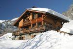 A 150m² detached chalet, facing Mont Blanc!