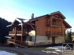 A 2 bedroom apartment in a small development, 300m from the ski slopes.
