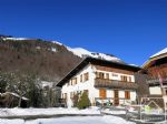 A charming two-bedroom apartment in a quiet sunny spot in Montriond, on the ski bus route.