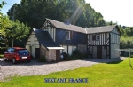 A 4 Bedroomed Normandy cottage, set in 1000sq.mt of garden.