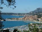 House in Menton with sea view