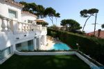 Beautiful villa with swimming pool in Cap d'Antibes