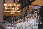 Restaurant A Transformer Pas de Porte - Bail Neuf