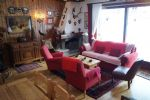 1-bed apartment with south-facing terrace, cellar and ski locker (Megeve)