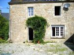 Beautiful former farmhouse with stone barn and large garden