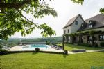 Beautiful modern home with stunning views and swimming pool near Martel