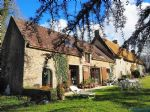 Charming stone cottage and annexes near Pluvignier