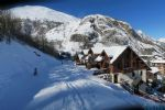 1-bedroom apartment, with additional sleeping area, in Valloire centre