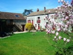 Beautiful stone farmhouse and annexes in Breval