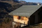 Ski chalet for sale near Crest Voland in The French Alps