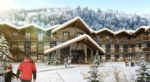 FABULOUS 1 bedroom apartments with leaseback situated in the charming ski town of Chamonix