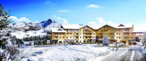 FABULOUS ski-in/ski-out 3 to 4 bedroom high specification apartments in the 3 Valleys