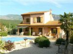 Lovely Villa With Pool, Garden And Amazing Views, Fuilla
