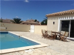 Beautiful Villa With Pool And Studio Apt, Canet