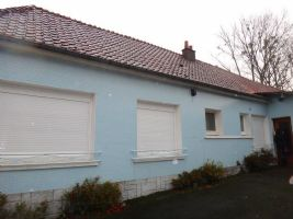 Farmhouse with 0.5 acre of land located in the Authie valley, 35 minutes from Le Crotoy