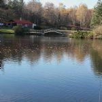 3 fishing lakes and renovated chalet on 21 hectares